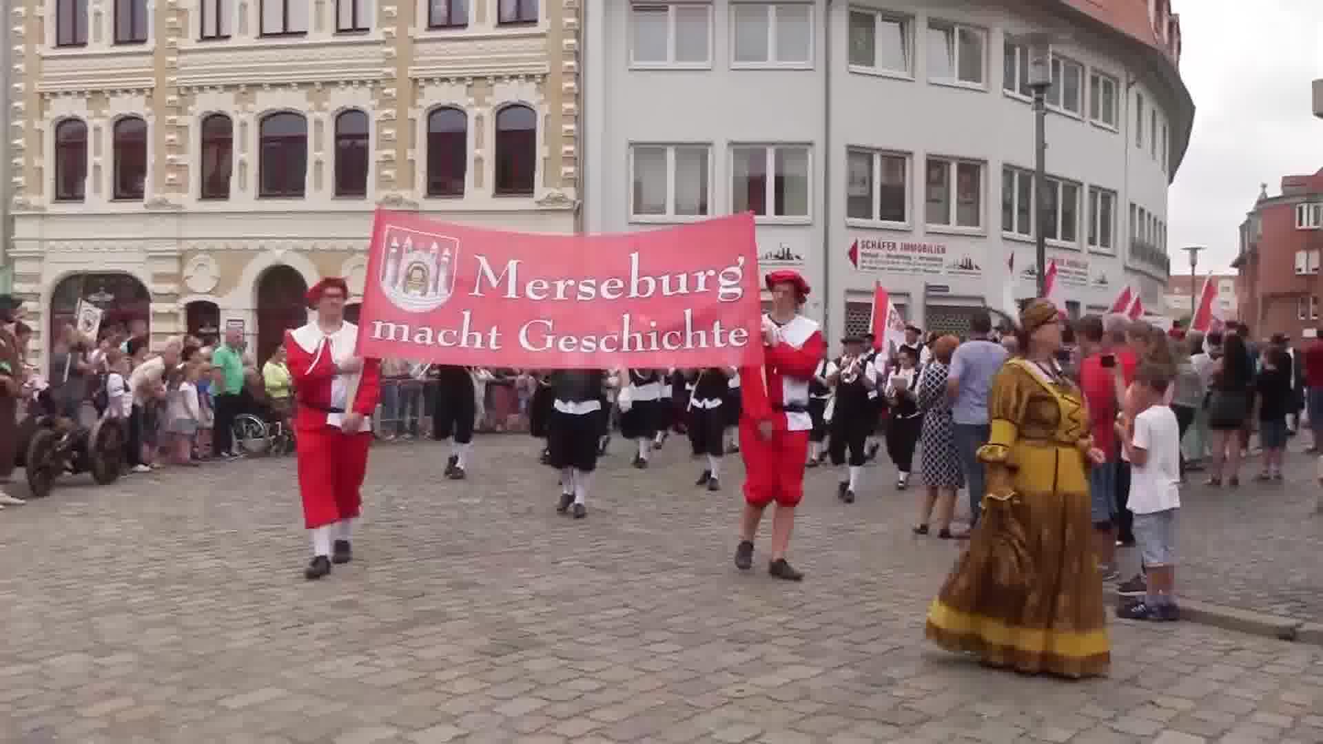 50. Merseburg Schlossfest 2019