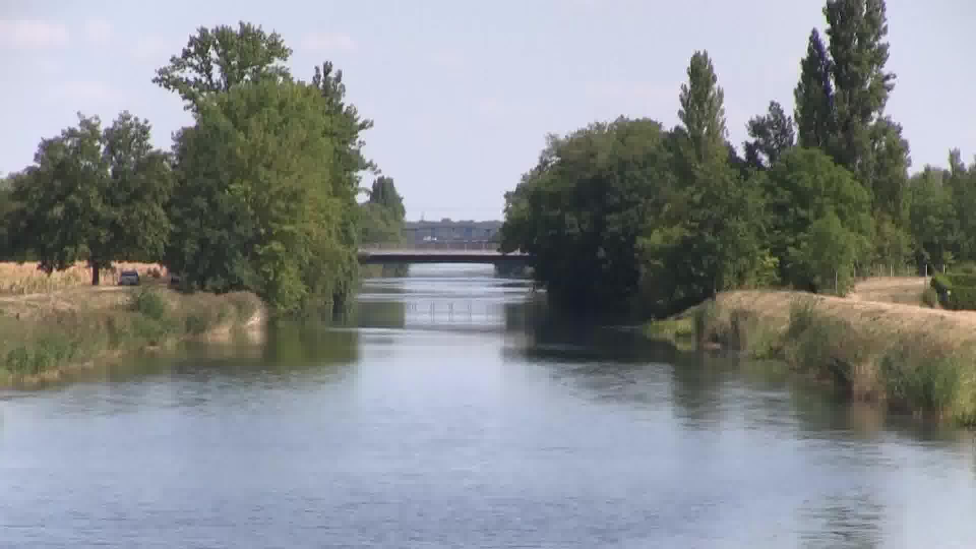 20 Jahre OK: Saale-Elster-Kanal: Michael Witfer unterwegs mit dem Heimatverein Friedensdorf