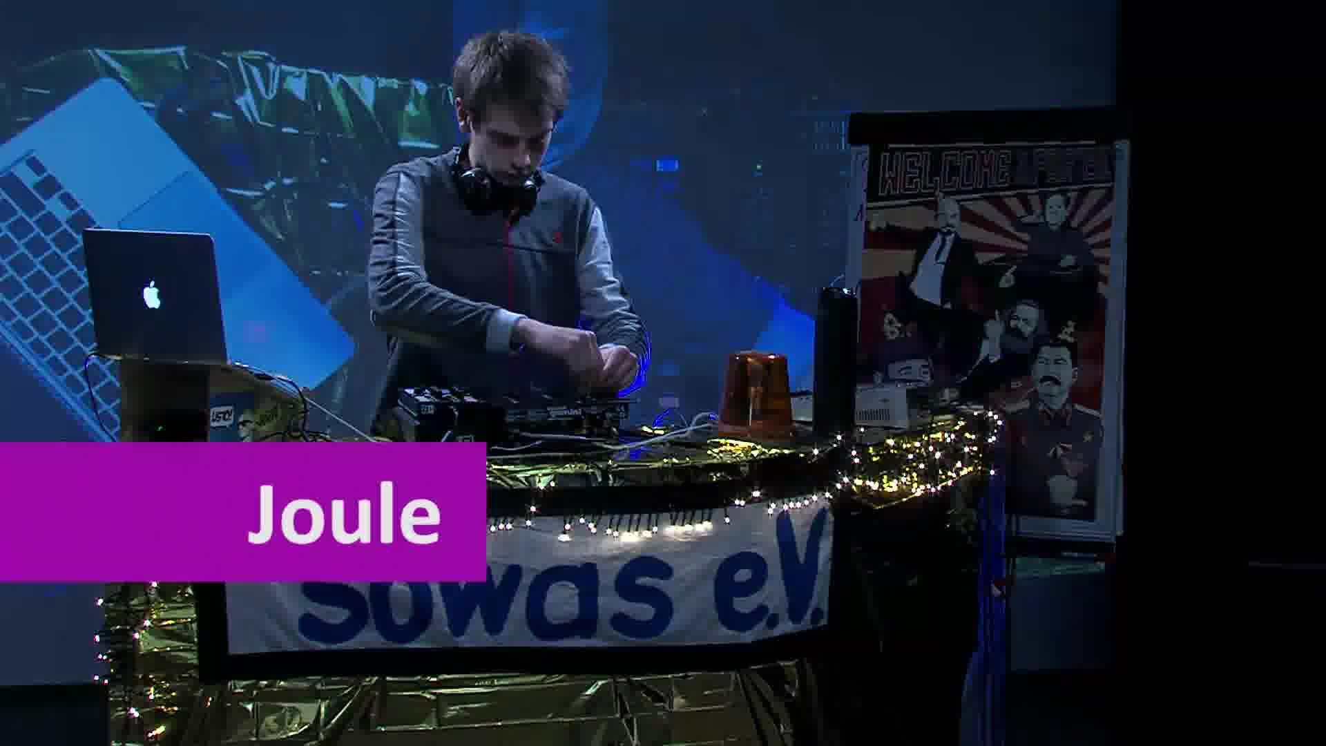 sowas e.V. DJ-Set: Joule