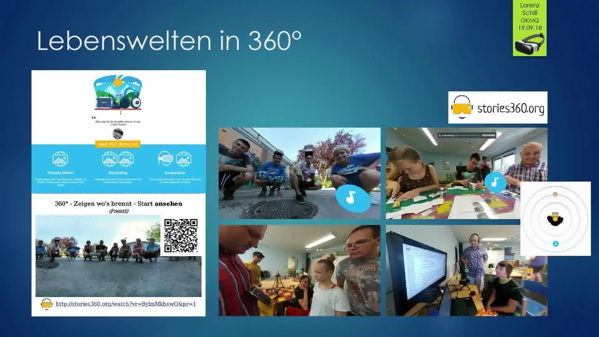 """Livemitschnitt Medienpädagogische Tagung  """"Medienpädagogik in den Bürgermedien! Lebenslanges Lernen mit/durch/über Medien"""" Teil 6/6"""