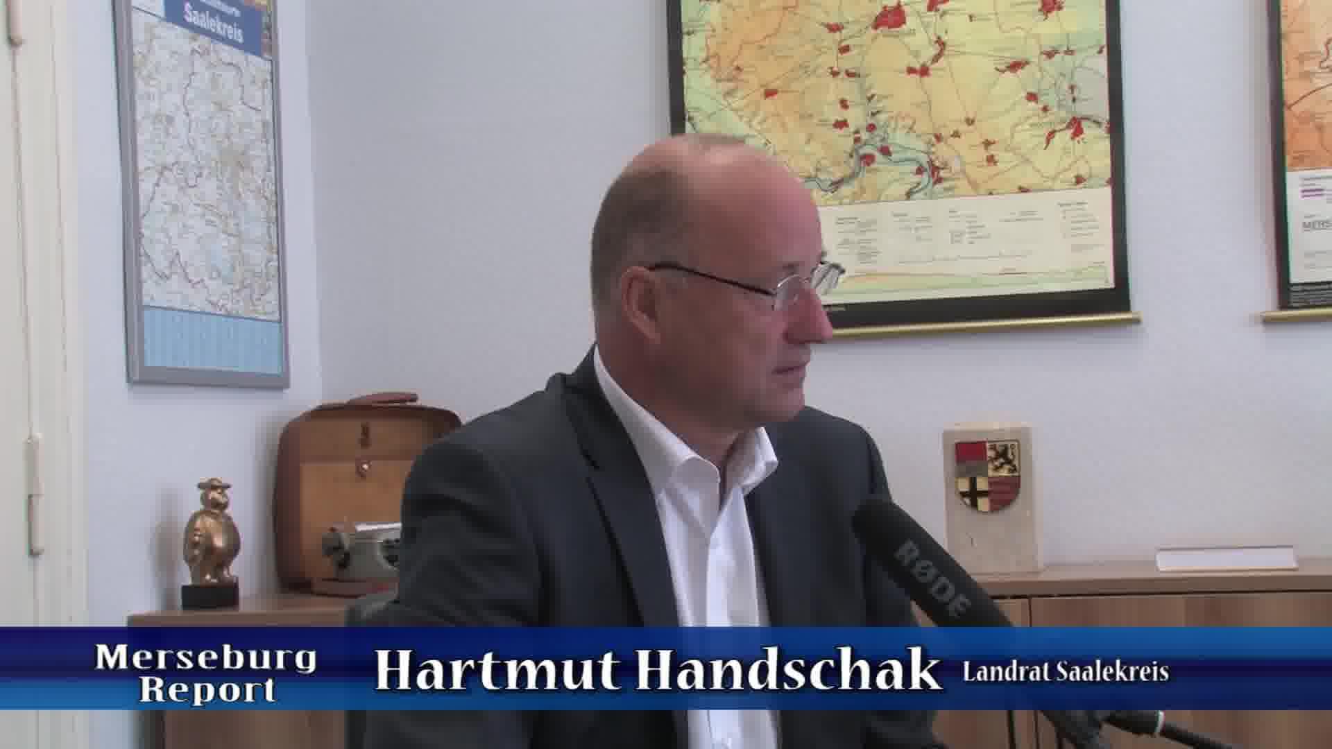 Merseburg Report – Das Magazin Berichte, Reportagen und Meinungen aus der Region vom 07.04.2020