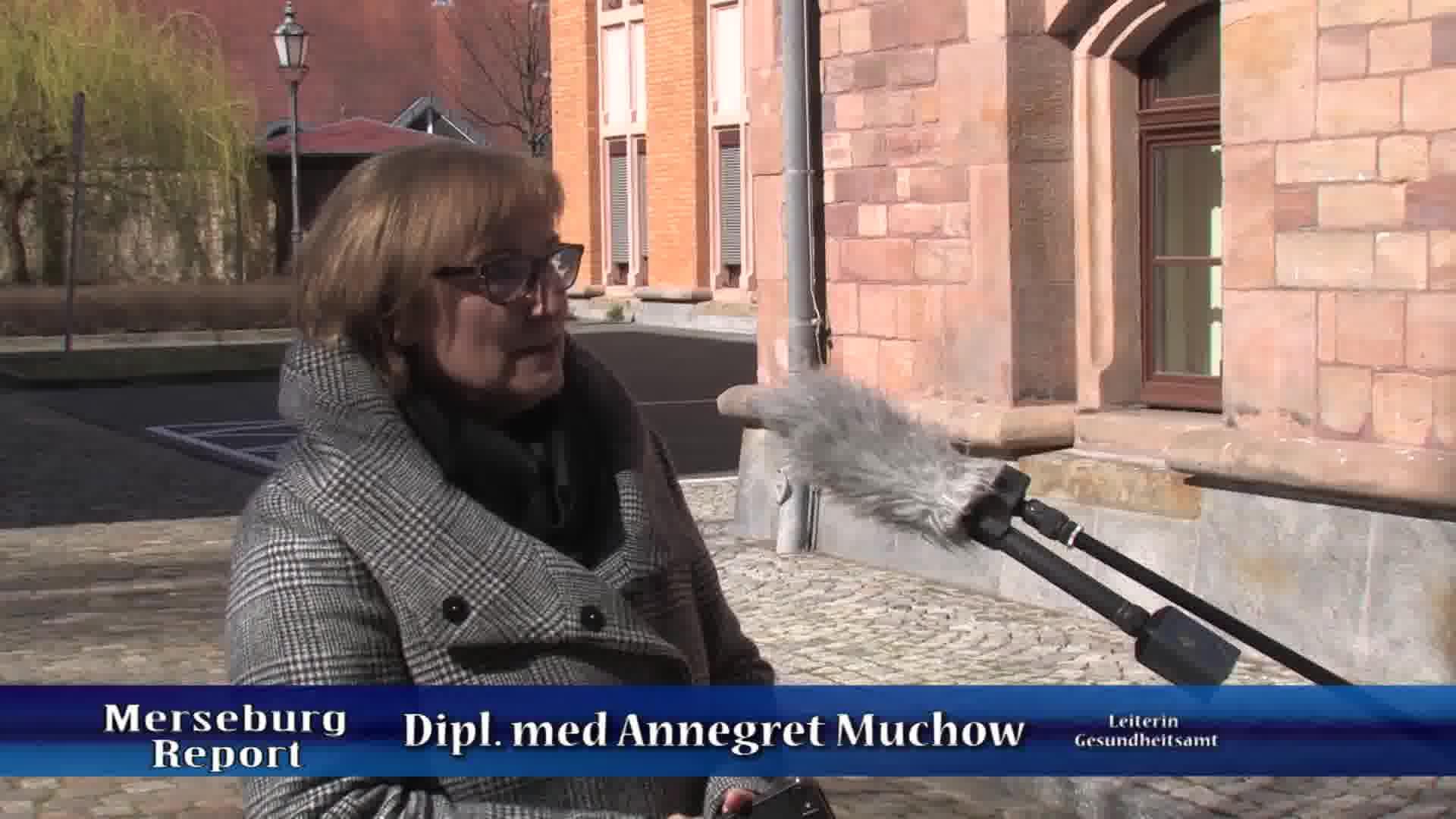 Merseburg Report – Das Magazin Berichte, Reportagen und Meinungen aus der Region vom 24.03.2020