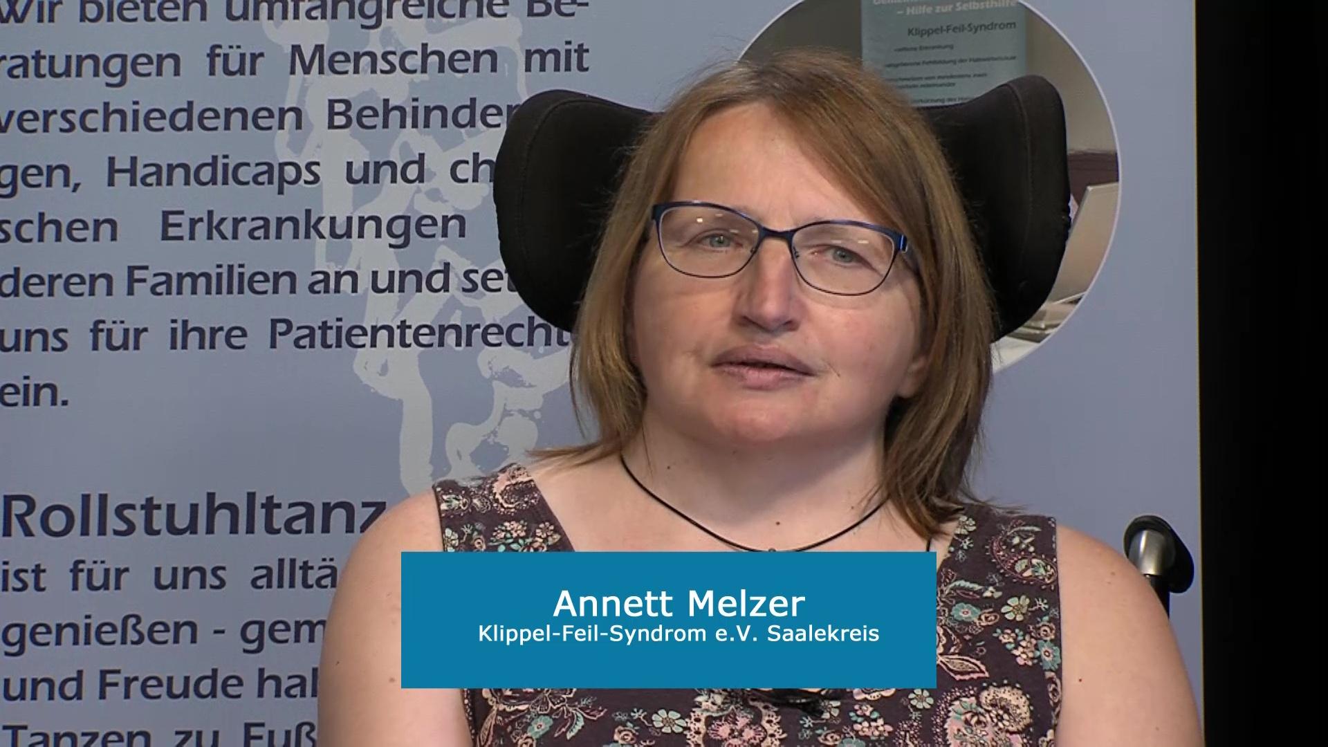Mitten im Leben und doch Anders - Das Leben mit Klippel-Feil-Syndrom
