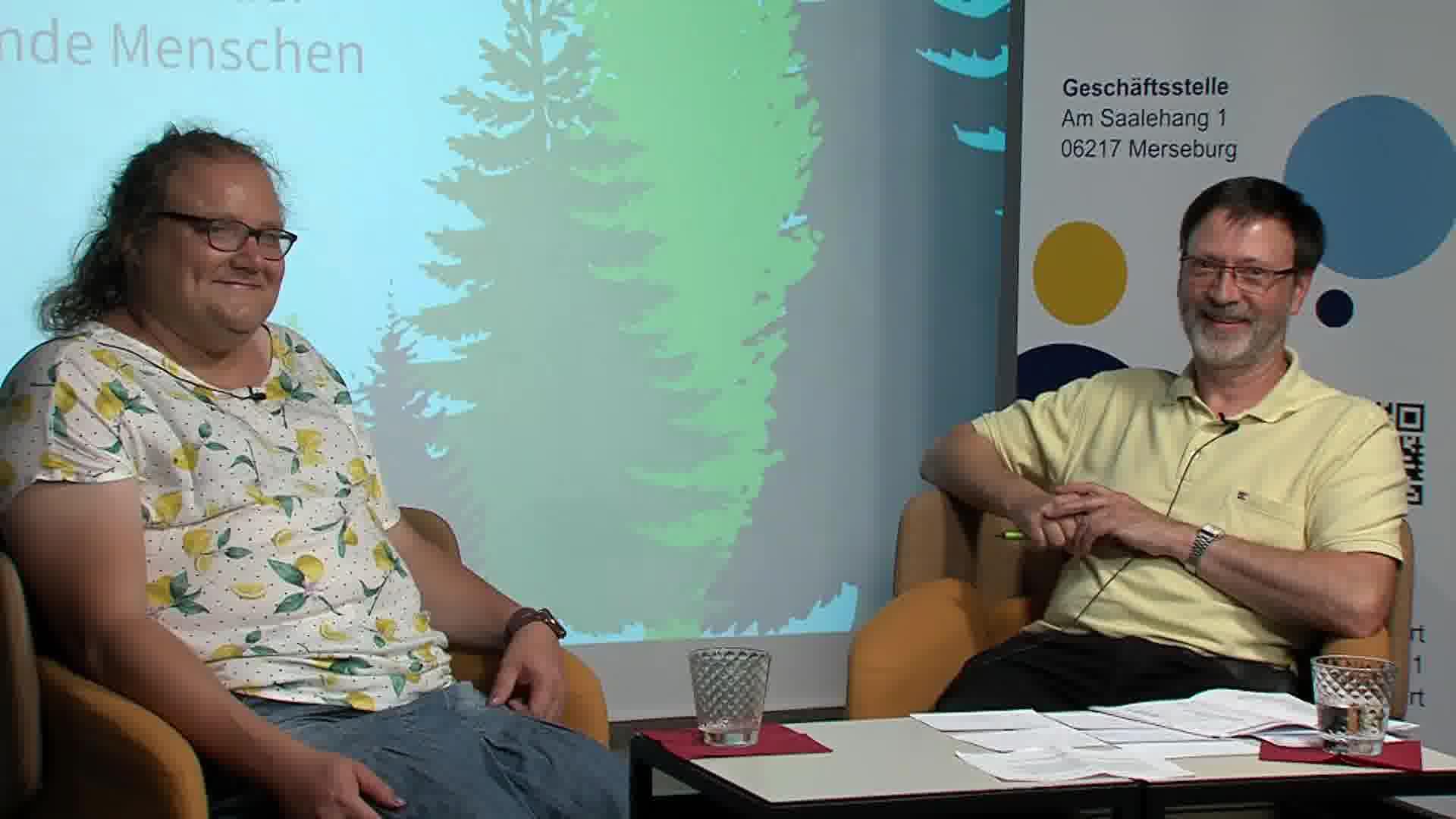 """""""Smart Democracy VHS"""" zum Thema: Wald ist mehr als Holz: Gesunde Wälder – gesunde Menschen anschließend Regionale Diskussionsrunde"""